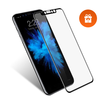 При замене экрана на любой iPhone защитное стекло в подарок