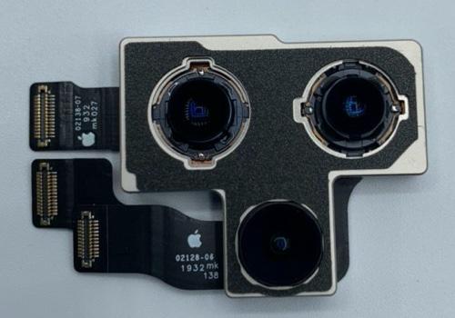 Замена основной камеры iPhone 11