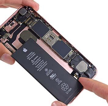 Замена аккумулятора на iPhone 5s, 6, 6s - 1000 рублей!!!