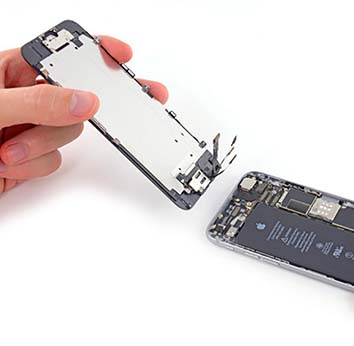 Замена экрана на iPhone 6 - 1490 рублей!!!